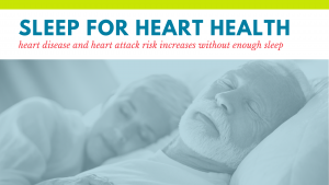 sleep and heart health